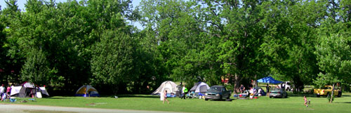 Diamondhead Resort Illinois River Oklahoma Camping